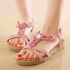 CITTA - Flower Sandals
