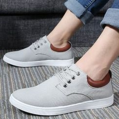 Zuruck - Lace-Up Casual Shoes