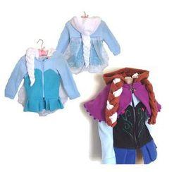 Sirena - Kids Cosplay Costume Hoodie