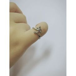 潮野 - 水钻指环