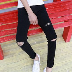 Zeesebon - Distressed Jeans