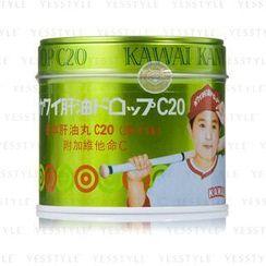 KAWAI - 日本肝油丸 C20