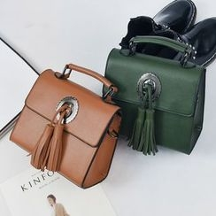 Nautilus Bags - Tassel Shoulder Bag