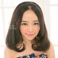 Clair Beauty - Medium Half Wig - Curly