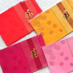 Lucky Cat - Chinese Style Red Envelope 2pcs