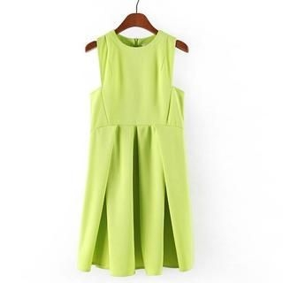 JVL - Pleated Sleeveless Dress