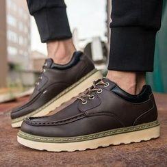 Main Road - 繫帶鞋