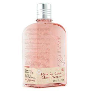 L'Occitane - Cherry Blossom Bath and Shower Gel