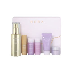 HERA - Oil Serum Magic Formula Set: Serum 40ml + Moisturizing Water 15ml + Emulsion 15ml + Serum 5ml + Cleansing Foam 15ml + Cream 5ml