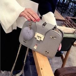 BOLIYASHI - Applique Cross Bag