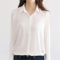 MAGJAY - Chiffon Shirt
