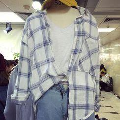 MATO - Plaid Shirt