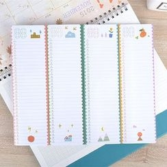 Hera's Place - Monthly Planner Sticky Note