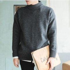 Streetstar - Mock Neck Sweater