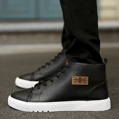 Vida Rooney - High-Top Sneakers