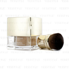 Clarins - Skin Illusion Mineral and Plant Extracts Loose Powder Foundation (With Brush) - # 114 Cappuccino