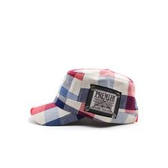Ohkkage - Check Military Cap