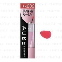 Sofina - Aube couture Essence Lip Color 修护精华唇膏液 (#PK202)