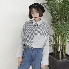 Bloombloom - Striped Blouse