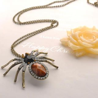 Fit-to-Kill - Spider Necklace