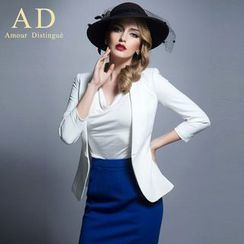Aision - Set of 2 / Jacket / Pencil Skirt