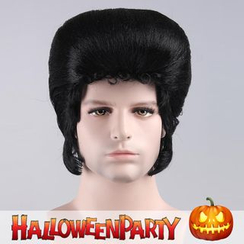 Party Wigs - Halloween Party Wigs - Elvis King II