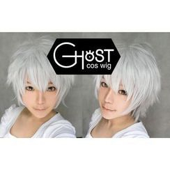 Ghost Cos Wigs - Cosplay Wig - Hetalia: Axis Powers Prussia / The Future Diary Akise Aru