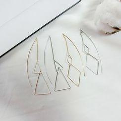 Seoul Young - Geometry Single Earring (1 pc)