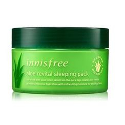 悦诗风吟 - Aloe Revital Sleeping Pack 100ml