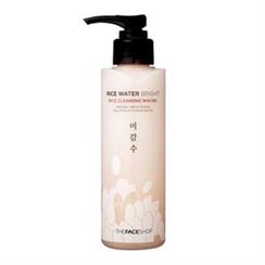 The Face Shop - Rice Water Bright Cleansing Water 145ml