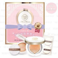 Miss Hana - Beauty Cushion Pact SPF 50+ PA+++ (Bright) (Limited Edition)