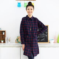59 Seconds - Check Shirtdress
