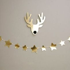 OH.LEELY - Gold Star Decorative Bunting