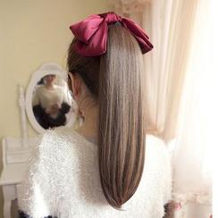 Wigshow - 馬尾辮 - 直髮