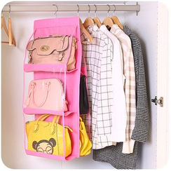Momoi - Hanging Organizer With Six Pockets