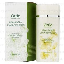 Ottie - White Bubble Clean Pore Mask
