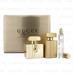 Gucci - Premiere Coffret: Eau De Parfum Spray 75ml/2.5oz + Body Lotion 100ml/3.3oz + Eau De Parfum Spray 7.4ml/0.25oz