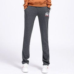 Lina - Fleece-Lined Sweatpants