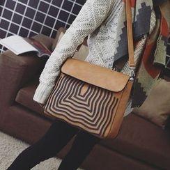Secret Garden - Patterned Shoulder Bag