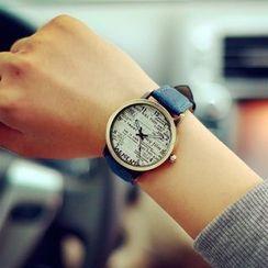 Mansfield - 牛仔手表