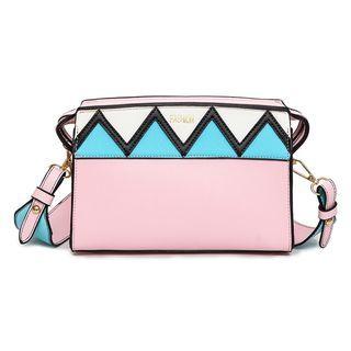 Beloved Bags - Chevron Crossbody Bag