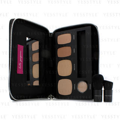 Bare Escentuals - BareMinerals Ready To Go Complexion Perfection Palette - # R210 (For Medium Cool Skin Tones)