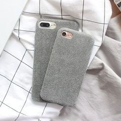Hachi - Felt Mobile Case - iPhone 7 / 7 Plus / 6s / 6s Plus