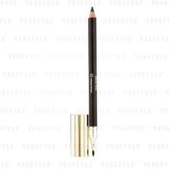 Clarins 嬌韻詩 - Long Lasting Eye Pencil with Brush - # 02 Intense Brown