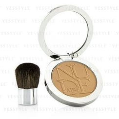 Christian Dior - Diorskin Nude Air Healthy Glow Invisible Powder (With Kabuki Brush) - # 030 Medium Beige