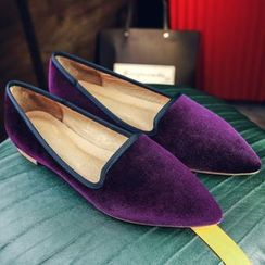 JY Shoes - Pointy Flats
