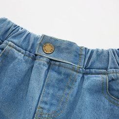 Seashells Kids - Kids Distressed Washed Jeans