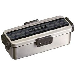 Skater - Careful Selection 4 Lock Stainless Lunch Box