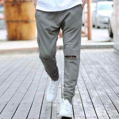 Mannmix - Ripped Sweatpants
