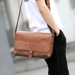 BagBuzz - Faux Leather Crossbody Bag